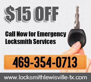 locksmith lewisville tx Offer
